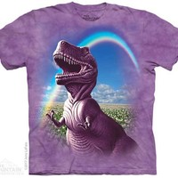 Happiest T-Rex Youth Kids T-Shirt