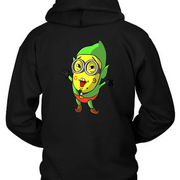 Minion Tingle Hoodie Two Sided