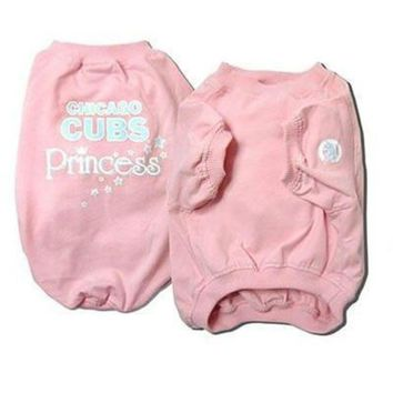 ONETOW Chicago Cubs Princess Tee Shirt