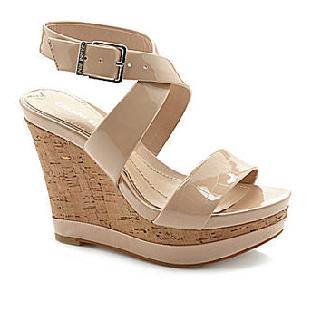 Gianni Bini Korah Espadrille Wedge Sandals