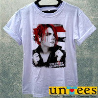 My Chemical Romance Gerard Way Vocalist Women T Shirt