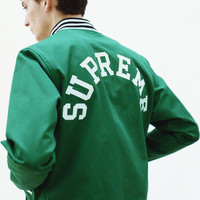 Supreme spring/summer 2012 lookbook 6/19