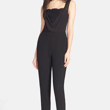 Women's Ted Baker London 'Saunton' Wrap Front Jumpsuit
