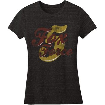 Pulp Fiction  Fox Force 5 Girls Jr Soft Tee Vintage