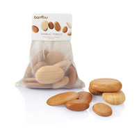 Limited Offering Bamboo Pebbles - 13 pc