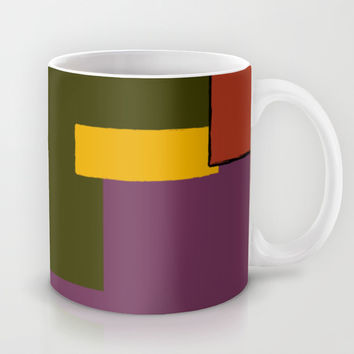 Stacked Mug by Texnotropio
