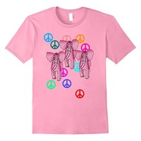 Pink Pachyderms for Peace T-Shirt