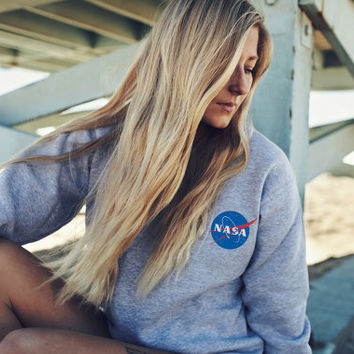 Tumblr - NASA Sweatshirt  - Funny shirt - Planet - Astronaut - Gift - Best Friends Shirt - Womens sweatshirt - Mens sweatshirt - S M L XL