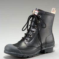 Rubber Combat Boot