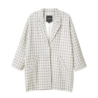 Matilda checked coat | Autumn is 2.0 | Monki.com