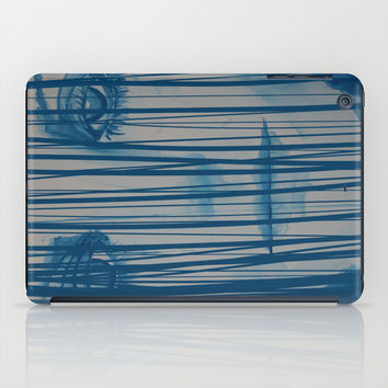 Blue Mind iPad Case by IN LIMBO ART | Society6