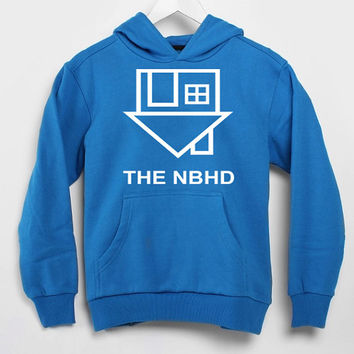 the neighbourhood logo populer hoodie for mens and women by USA