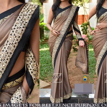 Trendy Designer inspired Saree