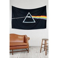3D Pink Floyd Dark Side of Moon Tapestry Wall Hang Throw Dorm Decor 60x90, 30x45