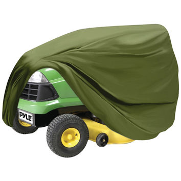 Pyle Armor Shield Home & Garden Equipment Universal Lawn Tractor Cover