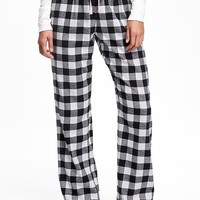 Printed Flannel Sleep Pant for Women | Old Navy