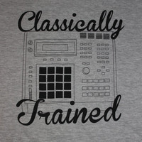MPC 3000 Classically Trained T-shirt