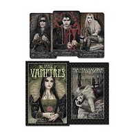 Tarot of Vampyres (deck and book) by Ian Daniels