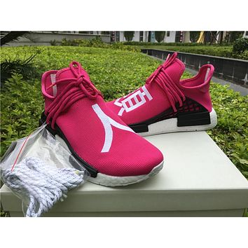 Pharrell ¡Á Adidas Nmd Human Race Shock Pink 36 46 | Best Deal Online