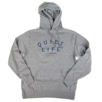 Quiet Life: Standard Hoodie - Heather Grey