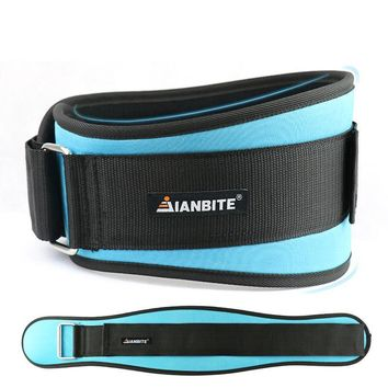 Weight Lifting  Lower Back Support Belt