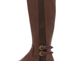 Easy Strider Dark Brown Riding Boots