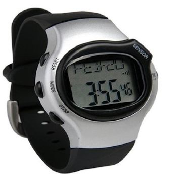 Pedometer Heart Rate Watch