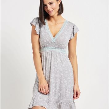 Nightie - Grey | la Vie en Rose