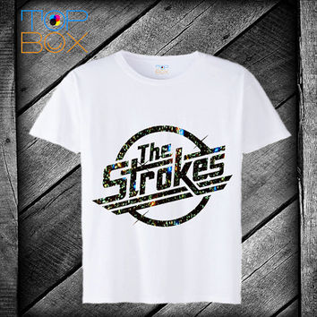 The strokes t shirt the strokes shirt tank top men t shirt