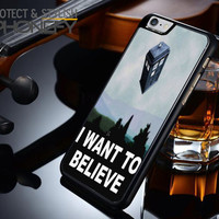 I Want To Believe iPhone 6S Case|iPhonefy