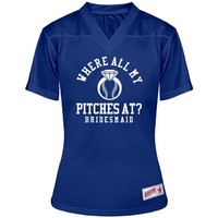 Baseball Bachelorette Jersey: This Mom Means Business!