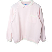 SC016 80s Kawaii Tennis Baby Sweatshirt