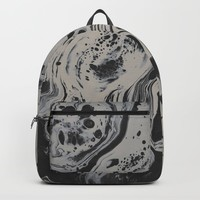 Big Empty Backpack by duckyb
