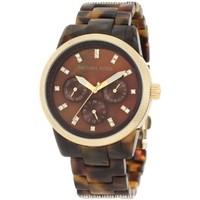 Michael Kors Women's MK5038 Ritz Tortoise Watch:Amazon:Watches