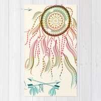 Dream Catcher Rug by Famenxt