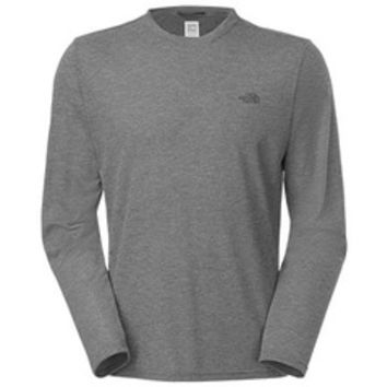 The North Face Men's Reaxion Crew-Neck Long-Sleeve Shirt