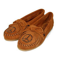 Minnetonka Peace Women's Moccasins on Sale for $39.95 at HippieShop.com