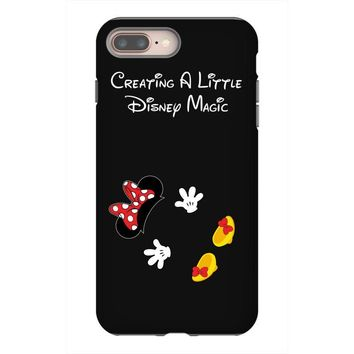 Creating A Little Disney Magic Minnie Mouse iPhone 8 Plus