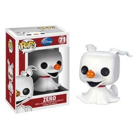 Nightmare Before Christmas Zero Ghost Dog Pop! Vinyl Figure - Funko - Nightmare Before Christmas - Pop! Vinyl Figures at Entertainment Earth