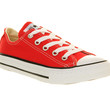 Converse All Star Low Youth Red - Unisex