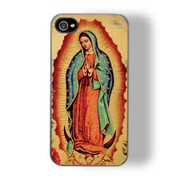 Guadalupe iPhone 4/4S Case