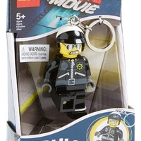 LEGO 'The LEGO Movie - Bad Cop' LED Key Chain
