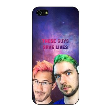 Septiplier The Guys Save Lives  iPhone 5/5S/SE Case
