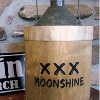 Moonshine Jug | A Simpler Time