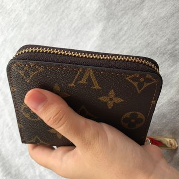 Authentic Louis Vuitton Luxury Wallet, Business Cards or Coins Holder...