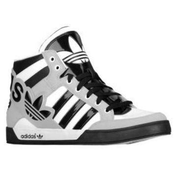 super popular 31630 eb3ff adidas Originals Hard Court Hi Big Logo - Men s at Champs Sports
