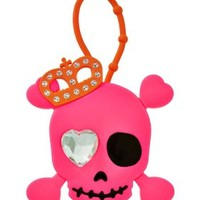 Pink Skull Scentportable Holder   - Slatkin & Co. - Bath & Body Works