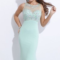 Strapless Sweetheart Gown by Princess Collection by Party Time