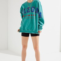 Arizona Overdyed Crew-Neck Sweatshirt | Urban Outfitters