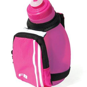 FuelBelt Dragonfruit Sprint 10-Oz. Palm Bottle Holder